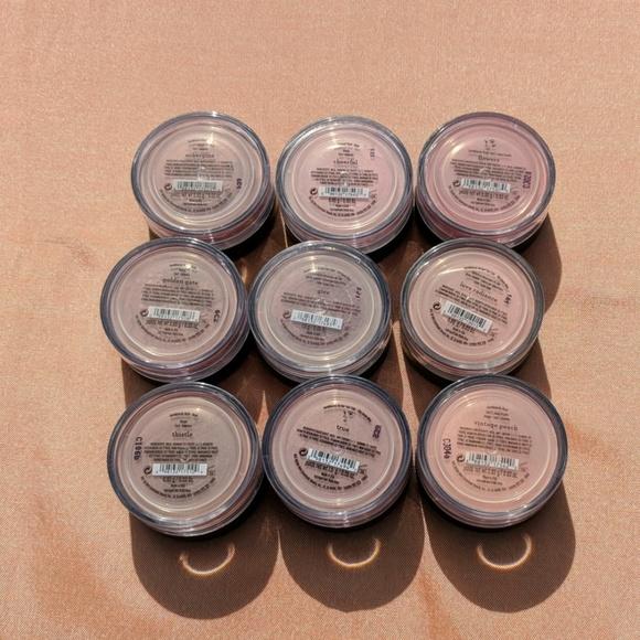 bareMinerals Other - Loose powder blush .03oz